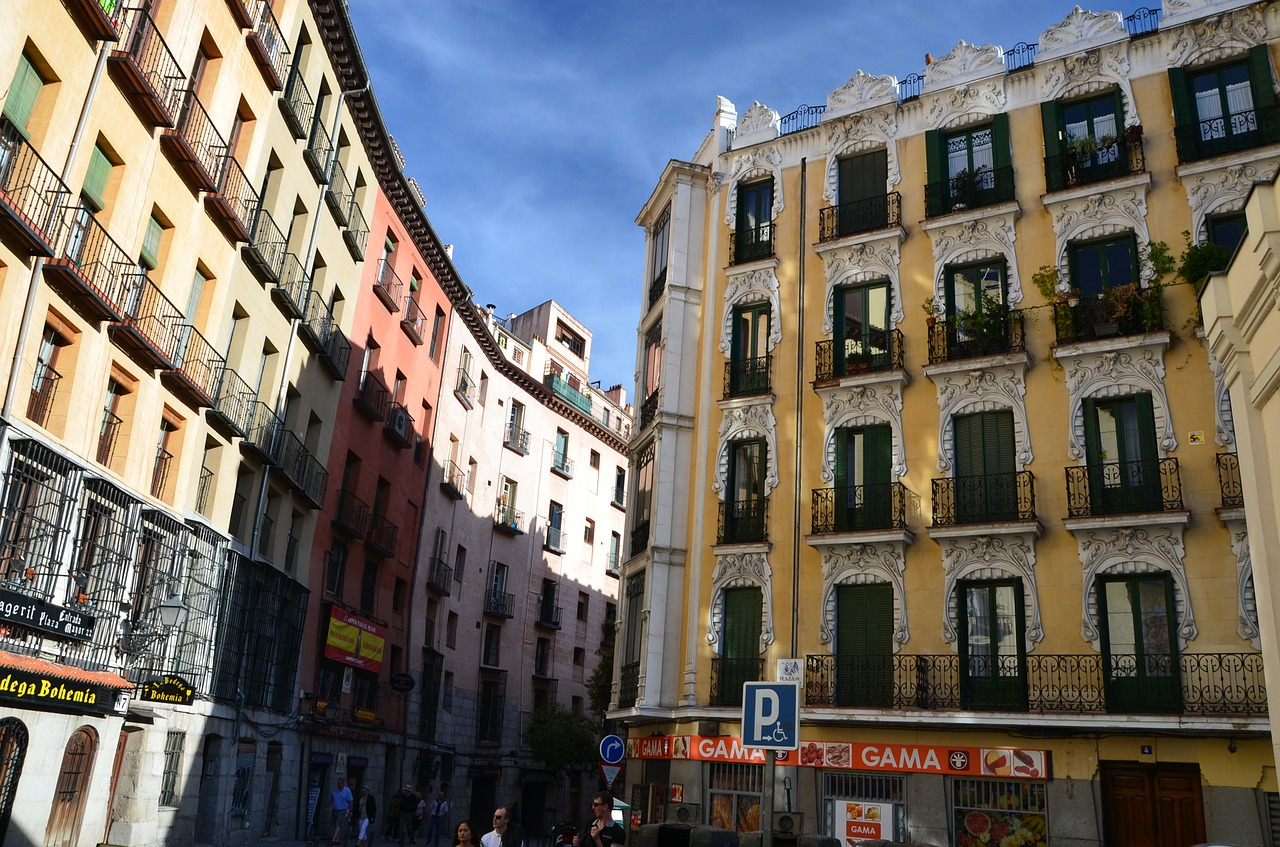 Best Neighborhoods for Staying in Madrid